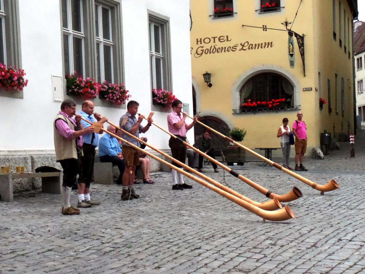 Rothenburg ob der Tauber!